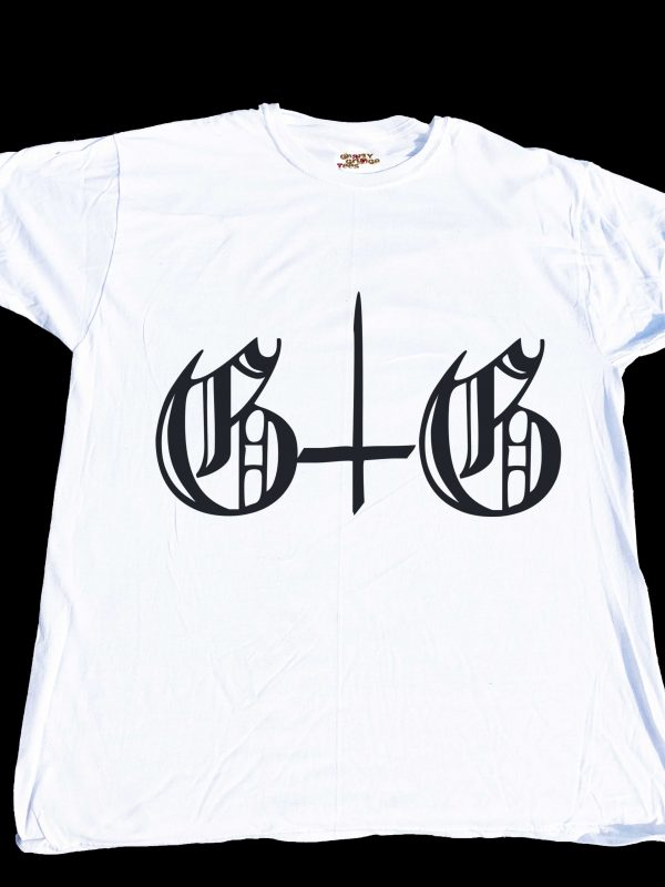 The Logo - eat your heart out Nike - at GnarlyGrungeTees.com