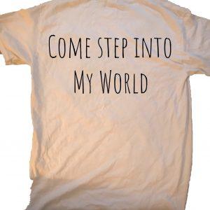 Step into my world at GnarlyGrungeTees.com