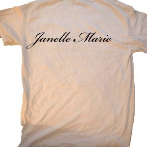 Janelle Marie at GnarlyGrungeTees.com