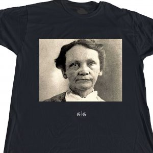 Mary Ann Cotton at Gnarly Grunge Tees