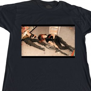 Columbine Shooters at Gnarly Grunge Tees
